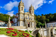 Bom Jesus do Monte, Braga Royalty Free Stock Photography