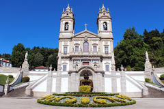 Bom Jesus Do Monte, Braga, Portugal stock foto's