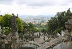 Bom Jesus do Monte, Braga Stock Image
