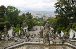 Bom Jesus do Monte, Braga Stock Photography