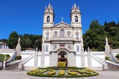 Bom Jesus Do Monte, Braga, Portugal Stock Photos