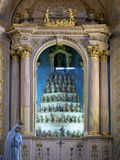 Bom Jesus do Monte in Braga, Portugal Stock Photo