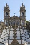 Bom Jesus do Monte - Braga - Portugal stock photography