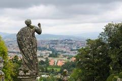 Bom Jesus do Monte, Braga Stock Photo