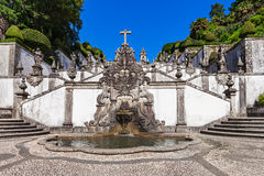 Bom Jesus do Monte Royalty Free Stock Photo