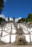 Bom Jesus do Monte Sanctuary Royalty Free Stock Image