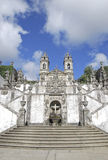 Bom Jesus do Monte Sanctuary Stock Images