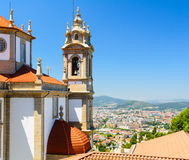 Bom Jesus do Monte Royalty Free Stock Images