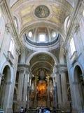 Bom Jesus gör Monte i Braga, Portugal Royaltyfria Foton
