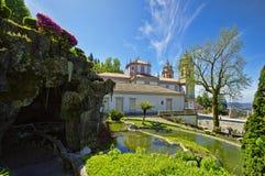 Bom Jezus Robi Monte, Braga, Portugalia Zdjęcia Stock