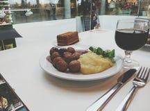 Bom pequeno almoço Imagens de Stock Royalty Free