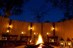 Boma fire Royalty Free Stock Photo