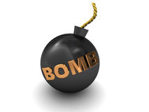 Bomb Royalty Free Stock Photos