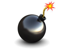 Bomb Royalty Free Stock Photo