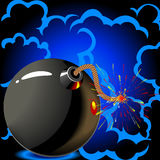 Bomb Royalty Free Stock Images
