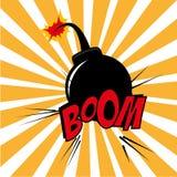 Bomb Royalty Free Stock Image