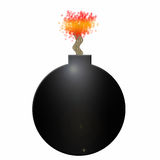Bomb Royalty Free Stock Photography