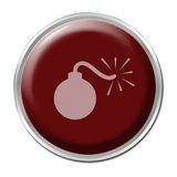Bomb Button Stock Images