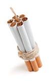 Bomb Cigarette Stock Photo