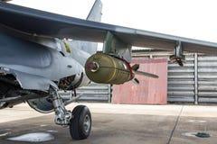Bomb destroy. Royalty Free Stock Photos