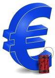 Bomb europe Royalty Free Stock Photos