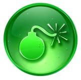 Bomb icon Stock Images