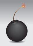 Bomb  illustration Stock Images