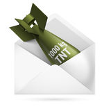 Bomb mail Stock Photography