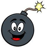 Bomb Mascot Royalty Free Stock Photography