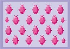 Bomb pattern stock photo