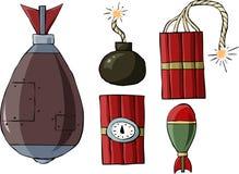 Bomba Fotografía de archivo libre de regalías