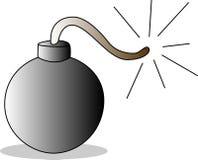 Bomba Imagem de Stock