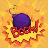 bomba Illustrazione di Stock