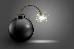 Bomba Obraz Royalty Free