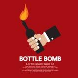 Bomba da garrafa Imagens de Stock