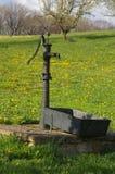 Bomba de água Imagem de Stock