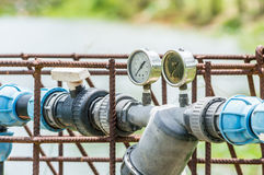 Bomba de água. Fotos de Stock Royalty Free