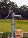Bomba de água Fotografia de Stock Royalty Free