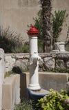 Bomba de água da rua Fotos de Stock Royalty Free