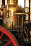Bomba de fuego del vapor del Victorian Fotografía de archivo libre de regalías