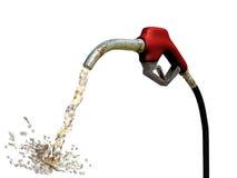 Bomba de gás ilustração do vetor