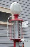 Bomba de gás velha Fotos de Stock Royalty Free