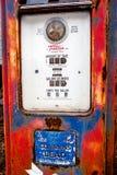 Bomba de gas Foto de archivo libre de regalías