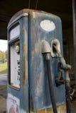Bomba de gas de la vendimia Foto de archivo libre de regalías