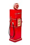 Bomba de gasolina Fotografía de archivo libre de regalías