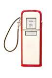 Bomba de gasolina del vintage. Imagen de archivo libre de regalías