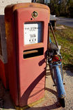 Bomba de gasolina do vintage Imagem de Stock