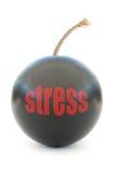 Bomba de la tensión Imagen de archivo libre de regalías