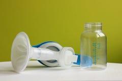 Bomba de lactancia Imagen de archivo