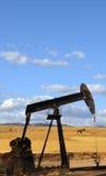 Bomba de petróleo Fotos de Stock Royalty Free